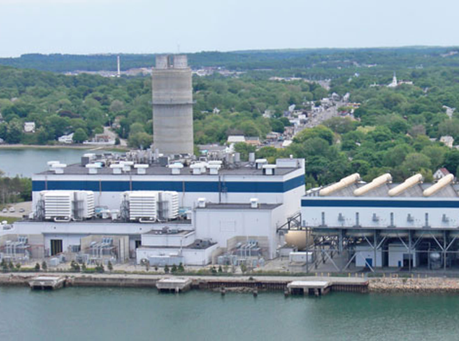 Fore River Power Plant 800mw Combined Cycle State